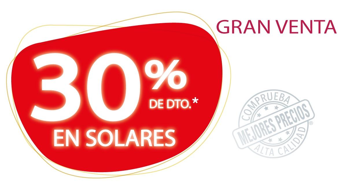 Promocion Solares Optica Arista